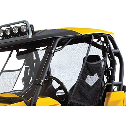 Can-Am New OEM Rear Wind Screen, Maverick MAX X DS RS-XRS, 715002552 (Can Am Maverick Windscreen)