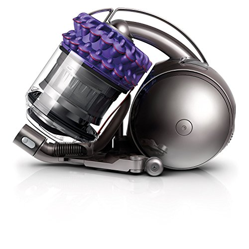 Dyson CY18 Cinetic Animal Canister Vacuum, Purple/Iron (Certified Refurbished) by Dyson (Image #2)