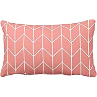 Wogo Geometrict Pattern Throw Pillows Case Contracted Cushion Covers for Couch Decorative Set 30x55cm
