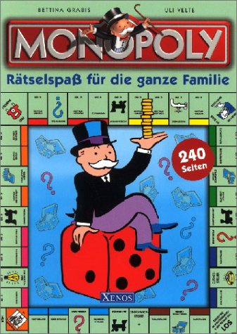 Monopoly: Rätselspass für die ganze Familie