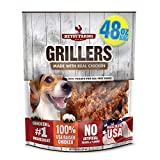 Cheap Betsy Farms Grillers Dog Treats 3Packs (48 oz Each) Dog a Mouth-Watering Treat he'll Love Grillers