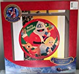 Rudolph The Red-Nosed Reindeer with Bumble & Hermey Pre-Lit Window Decor