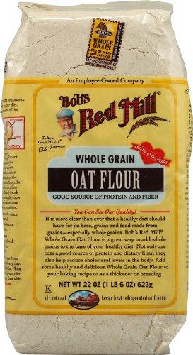 Amazon.com: Bobs Red Mill harina grano entero de avena: Beauty