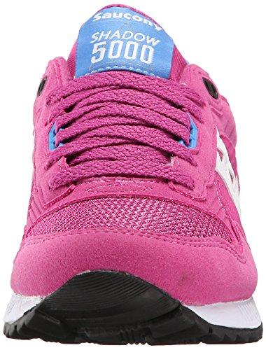 Saucony Chaussures de Course s60033-84, Baskets femme rose pink/Blue