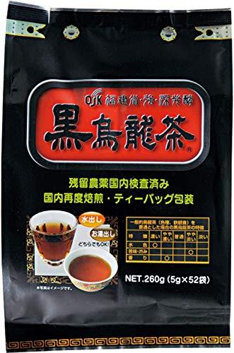 OSK black oolong tea 52 bags