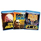 Zombie Bundle  (Day of the Dead / Dawn of the Dead / Evil Dead II) [Blu-ray] (Amazon.com Exclusive)