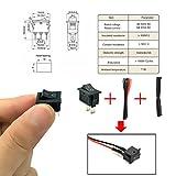 EUDAX 6 set Rectangular Mini Electric 1.5-3V