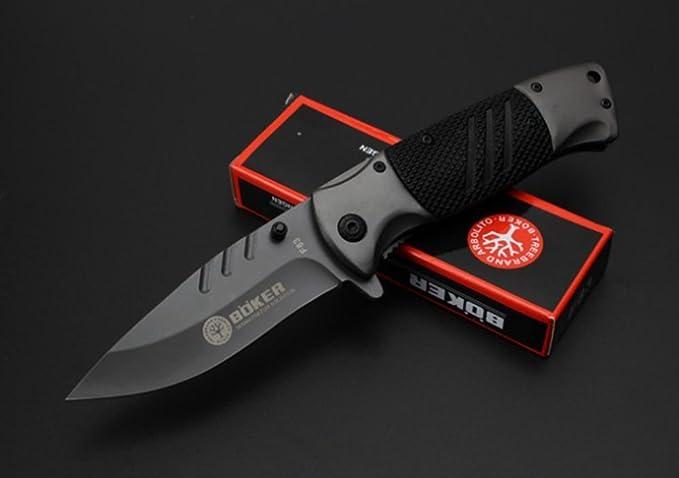 18 opinioni per Regulus Knife Di alta qualità struttura coltello pieghevole F83 [merci di