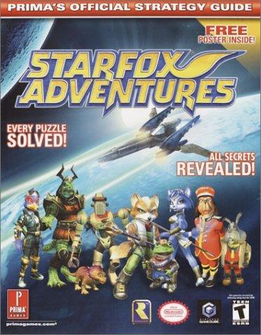 StarFox Adventures: Dinosaur Planet: Prima's Official Strategy Guide