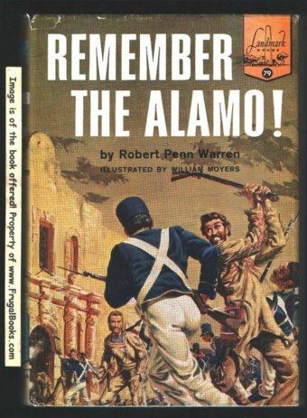 Remember The Alamo   Landmark Books