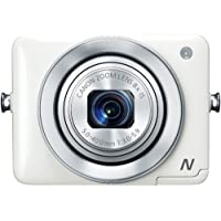 Canon PowerShot N 12.1 MP CMOS Digital Camera with 8x Optical Zoom and 28mm Wide-Angle Lens (White) Advantages Review Image