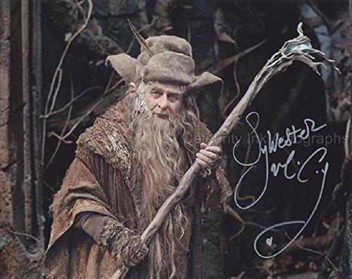 SYLVESTER McCOY as Radagast The Brown – The Hobbit GENUINE AUTOGRAPH
