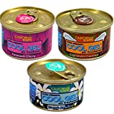 Cool Gel Auto (Pack of 144) California Scents Air Freshener Assorted, Uncapped, 2.5oz