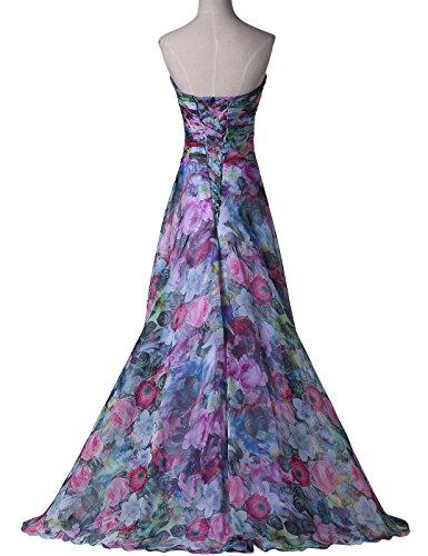 Grace Karin - Vestido para mujer multi coulour