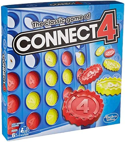 picture of Hasbro Connect 4 Game