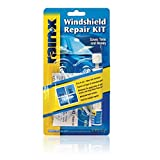 RainX Fix a Windshield Repair Kit, for Chips, Cracks, Bulll's-Eyes and Stars