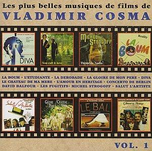 """Afficher """"Les plus belles musiques de films de Vladimir Cosma"""""""