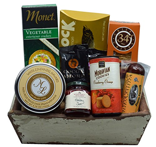 Abundant Thanks Holiday Gift Basket