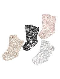 Vim Tree Baby Socks 12-24months Non Skid Socks Toddler Walking Socks