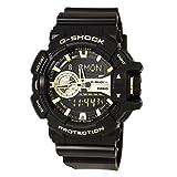 G-Shock GA-400GB Garish Series Watches - Black/Gold/One Size