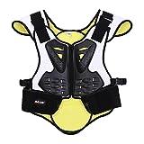 FidgetFidget Chest Protector Guard Adult Racing Body Armor Vest Unisex ATV Motorcycle Gear
