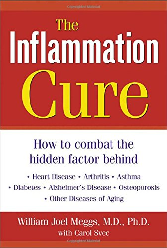 Inflammation Cure Reversing arthritis Alzheimers product image
