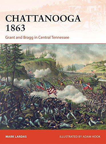Chattanooga 1863: Grant and Bragg in Central Tennessee (Campaign) for $<!--$13.00-->