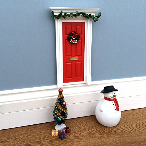 Fairy Door - The Ultimate Magical Christmas Elf or Fairy Door set for your child's room - perfect for bringing fun, adventure and sparkle to your home this Christmas - Magical Adventure Room