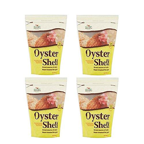 Manna Pro Oyster Shell, 5-Pounds - 4 Pack