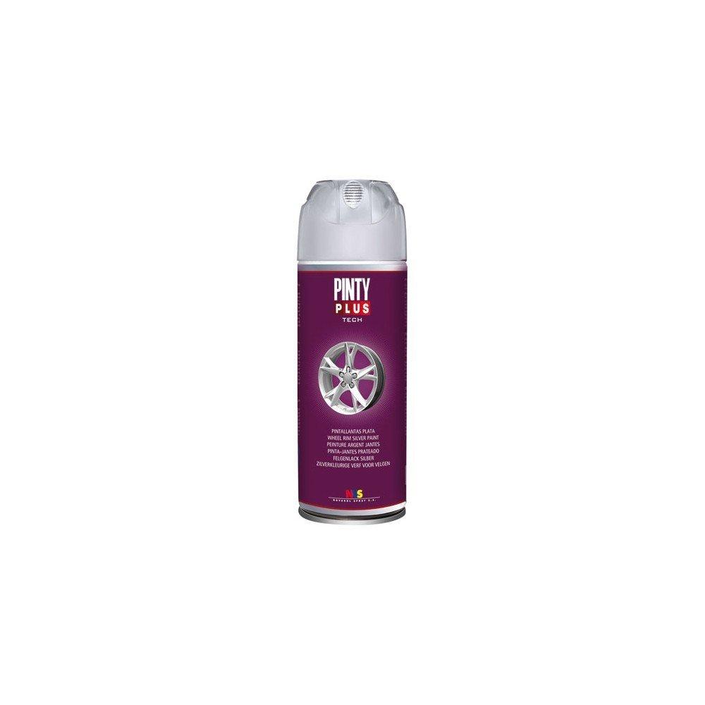 Novasol NVS207 Pinty Plus Tech espray pintallantas, 400 ml, Plateado: Amazon.es: Bricolaje y herramientas