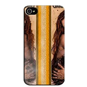 New Style Design For Iphone 4 Case Brown PBxqqNfsejV