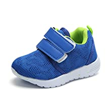 Hawkwell Breathable Lightweight Hook-and-loop Running Shoes(Toddler/Little Kid/Big Kid)