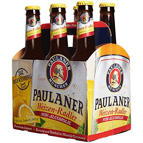 Paulaner Munchen - Weizen-Radler Non Alcoholic Beer (6 Pk) (Contains less then 0.5% -