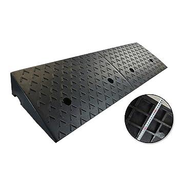 LiuJF Rampas de carga, Silla de ruedas Rampas al aire libre Rampas de umbrales portátiles Rampas de Rampas Rampas para vehículos ...