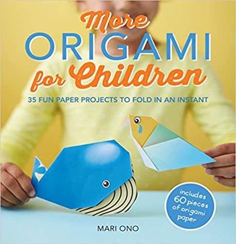 Descargar It Español Torrent More Origami For Children: 35 Fun Paper Projects To Fold In An Instant PDF Android