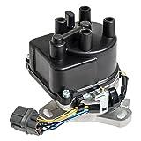 Ignition Distributor for 96-01 Honda Acura B16A B16A2 B18C DOHC VTEC fits TD81U