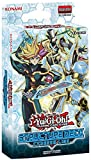 Konami KON547359 Cyberse Link Structure Deck Card, Multicoloured
