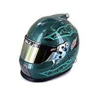Dale Earnhardt Jr 2017 1/3 Scale Mtn Dew Collectible NASCAR Replica Helmet