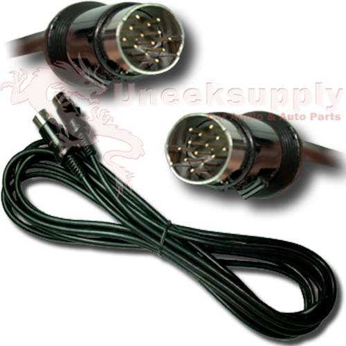 13 PIN CABLE SYNTH ROLAND GKC-5 VG-8 GR VG GK 2A MOORE 15-FT 15FT 13PIN by IMC Audio