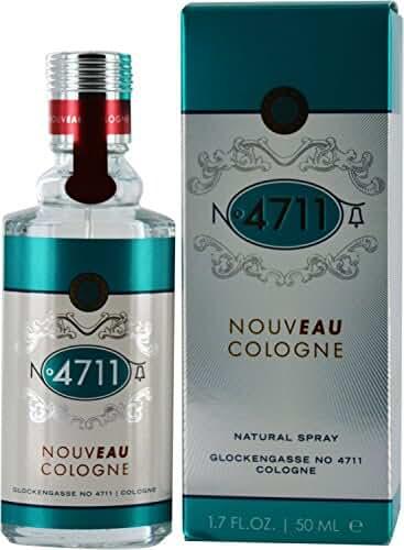 4711 NOUVEAU COLOGNE by 4711 EAU DE COLOGNE SPRAY 1.7 OZ for WOMEN ---(Package Of 4)