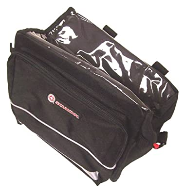 Schwinn Expanded Bicycle Handlebar Bag