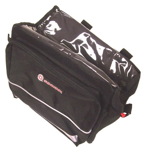 Schwinn Expanded Bicycle Handlebar Bag
