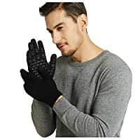 Deals on CZCCZC Unisex Touchscreen Winter Gloves