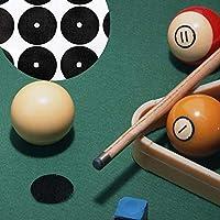 Alomejor - Puntos autoadhesivos para Mesa de Billar, English Snooker 10CM: Amazon.es: Deportes y aire libre