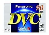 Panasonic Mini Dv Tape Sp 60/Lp 90 Min [3 Pack]