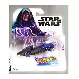 Hot Wheels Star Wars Emperor Palpatine Vehicle
