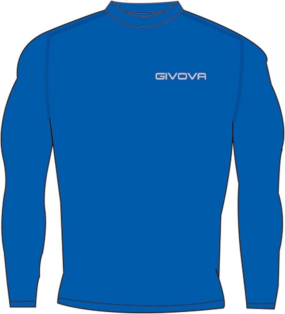Givova, corpus 3 suéter elástico íntimo m/l, azul, 2XS