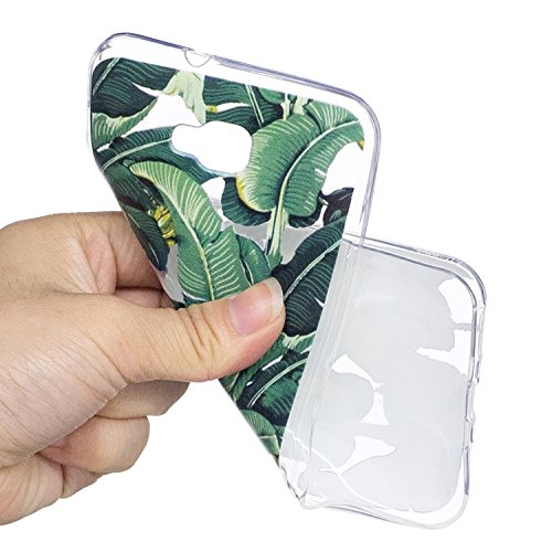 Funda Asus Zenfone 4 Selfie ZD553KL, CaseLover Transparente Suave Silicona TPU Carcasa para Asus Zenfone 4 Selfie ZD553KL (5.2 Pulgadas) Ultra Delgado Flexible Gel Protectora Cubierta Resistente a los Salir