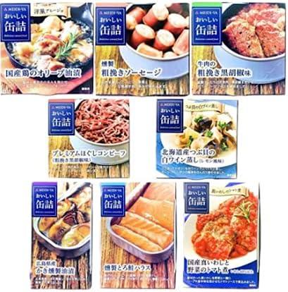美味しい防災食 (おかず/お惣菜と麺類 12種類Dセット)