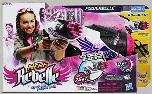 Hasbro Nerf Rebelle Powerbelle Blaster [Toy]